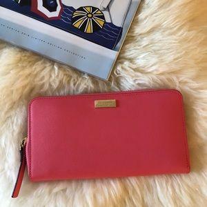 Kate Spade/Wallet/Pink